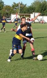 7 LIGAS: ARGENTINO 3-1 CARABELAS