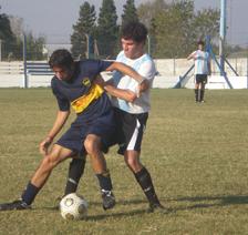 TORNEO 7 LIGAS: ARGENTINO 2-2 BOCA