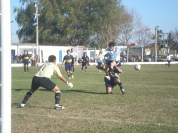 TORNEO 7 LIGAS: BOCA 0-0 ARGENTINO