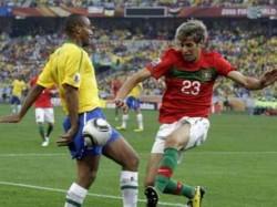 MUNDIAL 2010: BRASIL 0-0 PORTUGAL