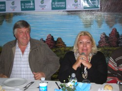 ELISA CARRIO ESTUVO EN COLON