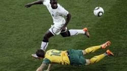 MUNDIAL 2010: GHANA 1-1 AUSTRALIA