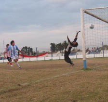 7 LIGAS: ARGENTINO 4-1 JUVENTUD