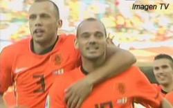 MUNDIAL 2010: HOLANDA 1-0 JAPON
