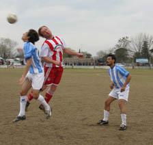 7 LIGAS: JUVENTUD 0-0 ARGENTINO