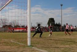 7 LIGAS: ARGENTINO 2-1 BOCA