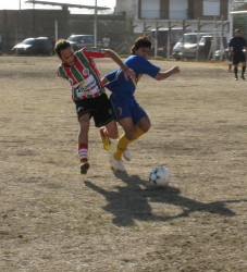 7 LIGAS: ARGENTINO 1-1 PORTEÑO