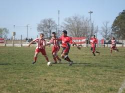 7 LIGAS: ARGENTINO 1-2 NEWBERY