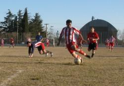 7 LIGAS: BOCA 1-1 EL HURACAN