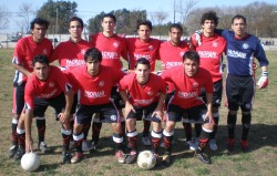 7 LIGAS: EL HURACAN 1-0 A. MUNDOS