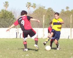 7 LIGAS: SINGLAR 0-0 EL HURACAN