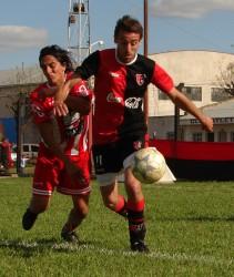 7 LIGAS: J. NEWBERY 1-0 RIVADAVIA (L)