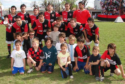 JORGE NEWBERY CAMPEON