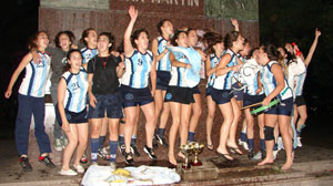 7 LIGAS: DEFENSORES CAMPEON