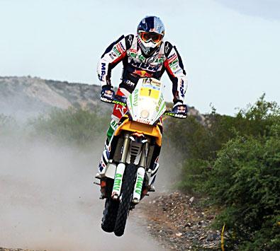 RALLY DAKAR 2011: COMA GANO EN MOTOS