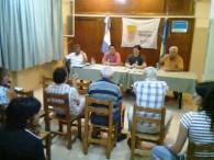 REUNION CON DEPORTIVAS DE RAFAEL OBLIGADO