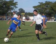 FUTBOL: BOCA Jrs. 0-1 ARGENTINO