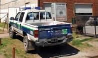 RESTAURAN OTRO VEHICULO POLICIAL