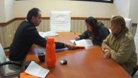 DEFENSA CIVIL: FIRMA DE COOPERACION