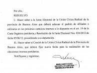 DIPUTADOS APROBO PROYECTO DE VIGNALI