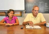 Peretti habló sobre la situación en Carmen de Areco