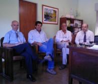 BAPRO visitó empresarios en Carabelas