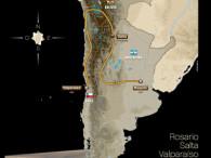 El Dakar 2014 se larga en Rosario
