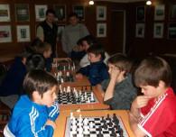 Escuela de ajedrez: comienza el segundo año