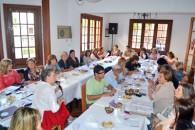 Reunión zonal de la FEB