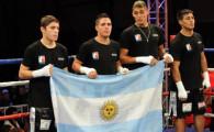 Gran festival de boxeo en el Rivadavia