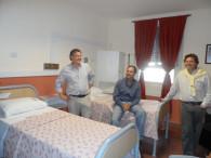 Nueva sala en el hospital