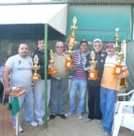 Opisacco y Cantero ganaron en Colón