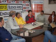 El Enduro Rally ae corre del 21 al 23