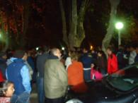 Vecinos se manifestaron en Carabelas
