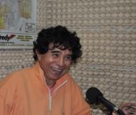 Jerónimo presenta nuevo disco de folclore