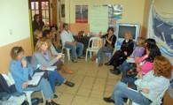 Suteba se reunió en Pergamino
