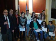 Premios del Certamen de Pintura 2013