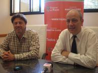 "Alberto Di Prinzio: ""Nos estamos consolidando"""
