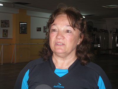 Declaran Ciudadana Ilustre a Graciela Gallo