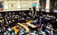 Los legisladores que asumen por cada sección