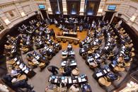 Hoy se aprobaría el presupuesto 2013
