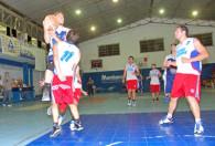 Se define el Clausura de básquet