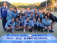 Hockey: Argentino campeón en primera
