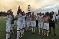 Balance futbolístico 2013: Arenales