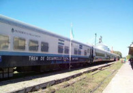 Vuelve el tren a Junín