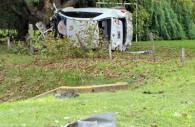Pergaminense pierde la vida en la ruta 188