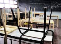 El Instituto San José sin clases