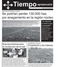 Tapas del semanario Tiempo de Noticias