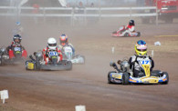 Karting: se corre la tercera