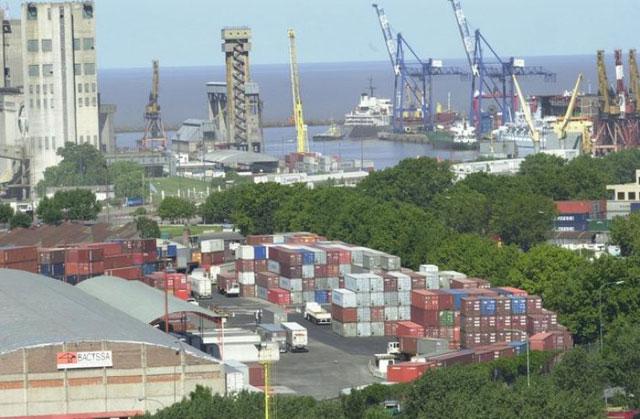 Exportaciones bonaerenses cayeron un 13,6% en mayo